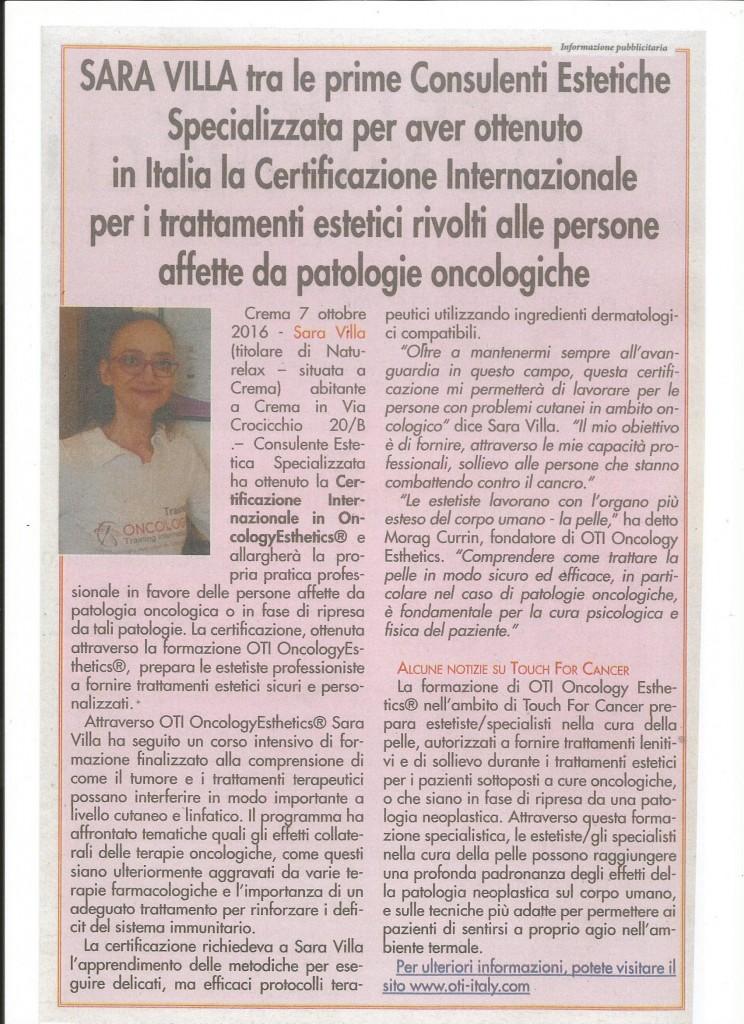 articolo Torrazzo 2016